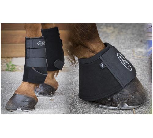 Protecciones para el caballo